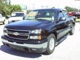 2006 Black Chevrolet Silverado 1500 LT Crew Cab #37946485