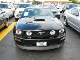 2007 Black Ford Mustang GT Deluxe Coupe #3796439
