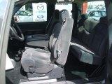2002 Chevrolet Silverado 1500 LS Extended Cab 4x4 Graphite Gray Interior