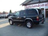 2004 Dark Blue Metallic Chevrolet Tahoe LS 4x4 #37945990