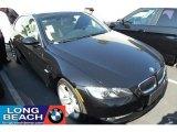 2007 Jet Black BMW 3 Series 335i Convertible #37945997