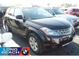 2006 Super Black Nissan Murano S #37946000