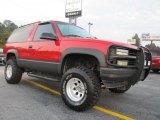 1999 Chevrolet Tahoe Sport 4x4 Data, Info and Specs