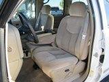 2007 GMC Sierra 2500HD Classic SLE Crew Cab 4x4 Dark Charcoal Interior