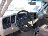 2007 GMC Sierra 2500HD Classic SLE Crew Cab 4x4 Dashboard