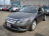2011 Sterling Grey Metallic Ford Fusion SE #37945803