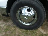 2007 Dodge Ram 3500 Big Horn Quad Cab Dually Wheel