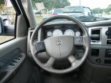 2007 Dodge Ram 3500 Big Horn Quad Cab Dually Steering Wheel