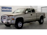 1999 Light Pewter Metallic Chevrolet Silverado 1500 LS Z71 Extended Cab 4x4 #38010297