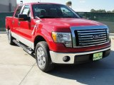 2010 Vermillion Red Ford F150 XLT SuperCrew #38010039