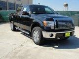 2010 Tuxedo Black Ford F150 XLT SuperCrew 4x4 #38010042