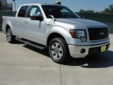 2010 Ingot Silver Metallic Ford F150 FX2 SuperCrew #38010044