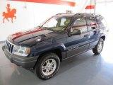2002 Patriot Blue Pearlcoat Jeep Grand Cherokee Laredo 4x4 #38009593
