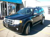 2009 Black Ford Escape XLT V6 4WD #38009596