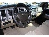 2008 Toyota Tundra TRD CrewMax 4x4 Graphite Gray Interior