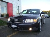 2004 Moro Blue Pearl Effect Audi A4 3.0 quattro Sedan #38010137