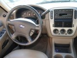 2003 Ford Explorer XLT 4x4 Medium Parchment Beige Interior