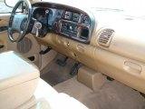 1999 Dodge Ram 1500 SLT Extended Cab Dashboard