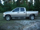 2006 Light Khaki Metallic Dodge Ram 1500 SLT Quad Cab #38010195
