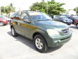2003 Kia Sorento Ivy Green Metallic