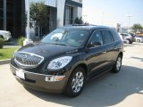 2010 Carbon Black Metallic Buick Enclave CXL #38010221
