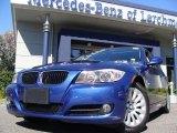 2009 Montego Blue Metallic BMW 3 Series 328xi Sedan #38010537