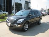 2010 Carbon Black Metallic Buick Enclave CXL #38010222