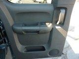 2011 Chevrolet Silverado 1500 LS Extended Cab 4x4 Dark Titanium Interior
