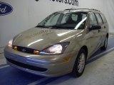 2003 Arizona Beige Metallic Ford Focus ZTW Wagon #38010014