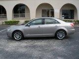 2008 Vapor Silver Metallic Lincoln MKZ Sedan #376675