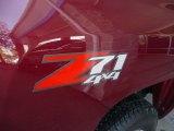 2008 Chevrolet Silverado 1500 LT Regular Cab 4x4 Marks and Logos