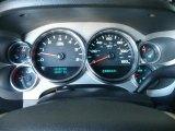 2008 Chevrolet Silverado 1500 LT Regular Cab 4x4 Gauges