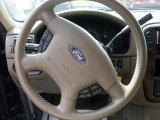 2003 Ford Explorer Eddie Bauer Steering Wheel