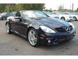 2007 Mercedes-Benz SLK Capri Blue Metallic