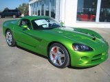 Dodge Viper Colors