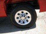 2008 Chevrolet Silverado 1500 LS Crew Cab 4x4 Wheel