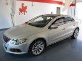 2011 Volkswagen CC White Gold Metallic