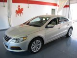 2011 Volkswagen CC White Gold Metallic