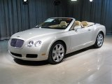 2009 Bentley Continental GTC White Sand