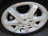 2000 Mercury Sable LS Premium Sedan Wheel