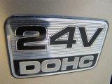 2000 Mercury Sable LS Premium Sedan Marks and Logos