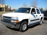 2005 Summit White Chevrolet Tahoe LS #38077296