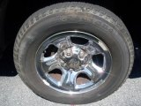 2002 Dodge Ram 1500 SLT Regular Cab Wheel