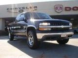 1999 Onyx Black Chevrolet Silverado 1500 LT Extended Cab 4x4 #38076786