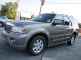 2003 Mineral Grey Metallic Lincoln Navigator Luxury #38077300