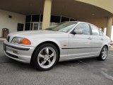 1999 Titanium Silver Metallic BMW 3 Series 328i Sedan #38077310