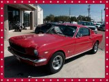 1966 Ford Mustang Fastback Data, Info and Specs