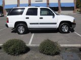 2005 Summit White Chevrolet Tahoe LS 4x4 #38076419