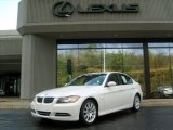 2008 Alpine White BMW 3 Series 335xi Sedan #38076800