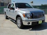 2010 Ingot Silver Metallic Ford F150 XLT SuperCrew #38076440